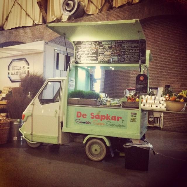 De Sapkar Neighbour Food Market