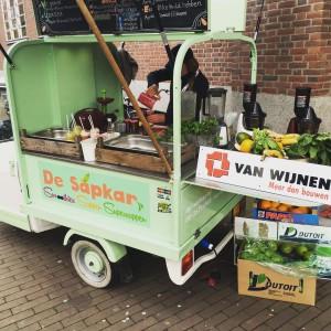 Vandaag voor de leden van Sportcity Haarlem serveren we onzehellip